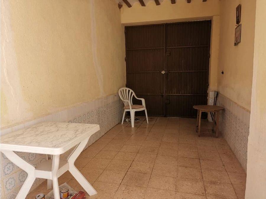 se vende casa en calle san lorenzo