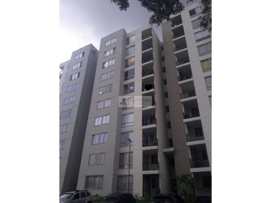 apartamento en obra gris en venta en condominio ciudad guabinas en