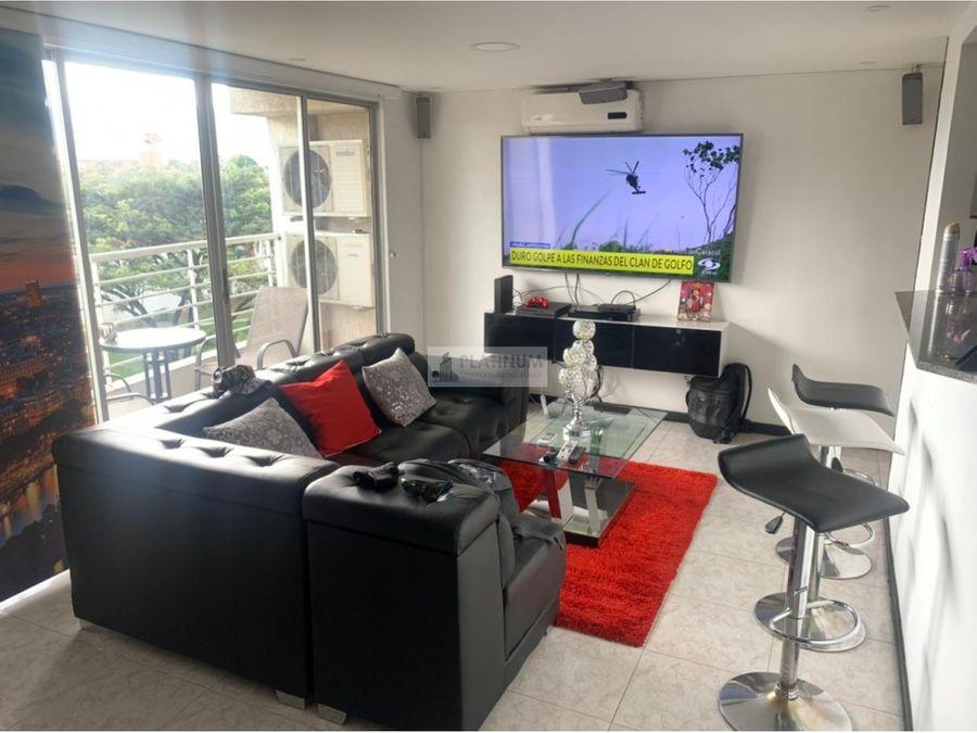 apartamento en venta en conjunto en metropolitano del norte cali