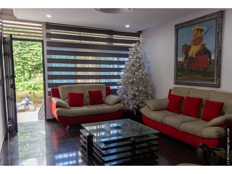casa independiente en venta en el bosque cali cgdf