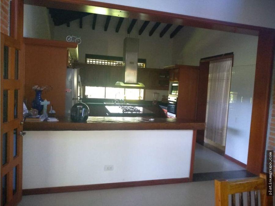 casa campestre ribera de las mercedes jamundi