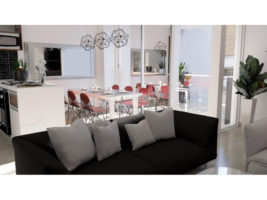 apartamento en venta en edificio en miraflores cali