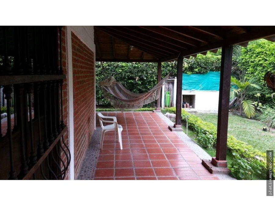 casa campestre independiente en venta en rozo palmira