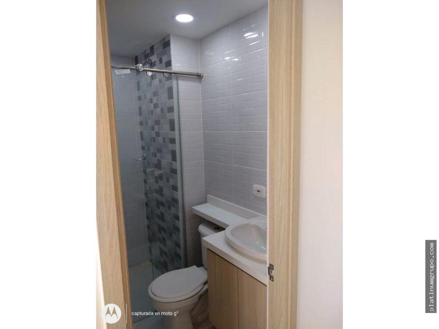 apartamento en venta en condominio en valle del lili cali yg