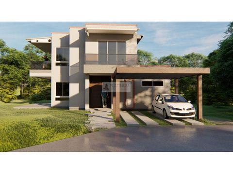 casa nueva en venta en condominio en la morada jamundi ab