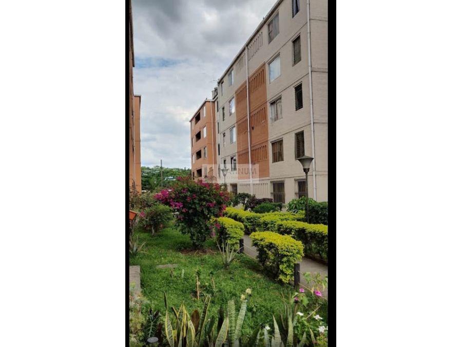 apartamento en venta en condominio en las granjas cali ab