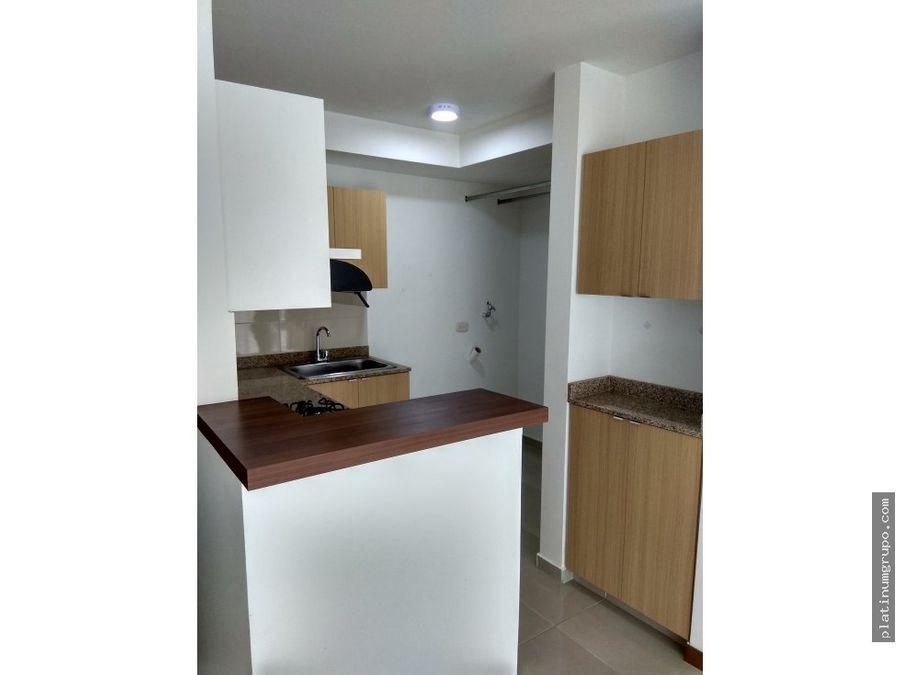 apartamento en venta en condominio en bochalema cali