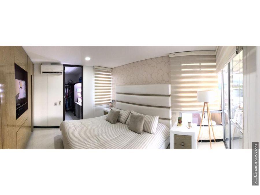 apartamento en venta en condominio en altos de ciudad jardin cc