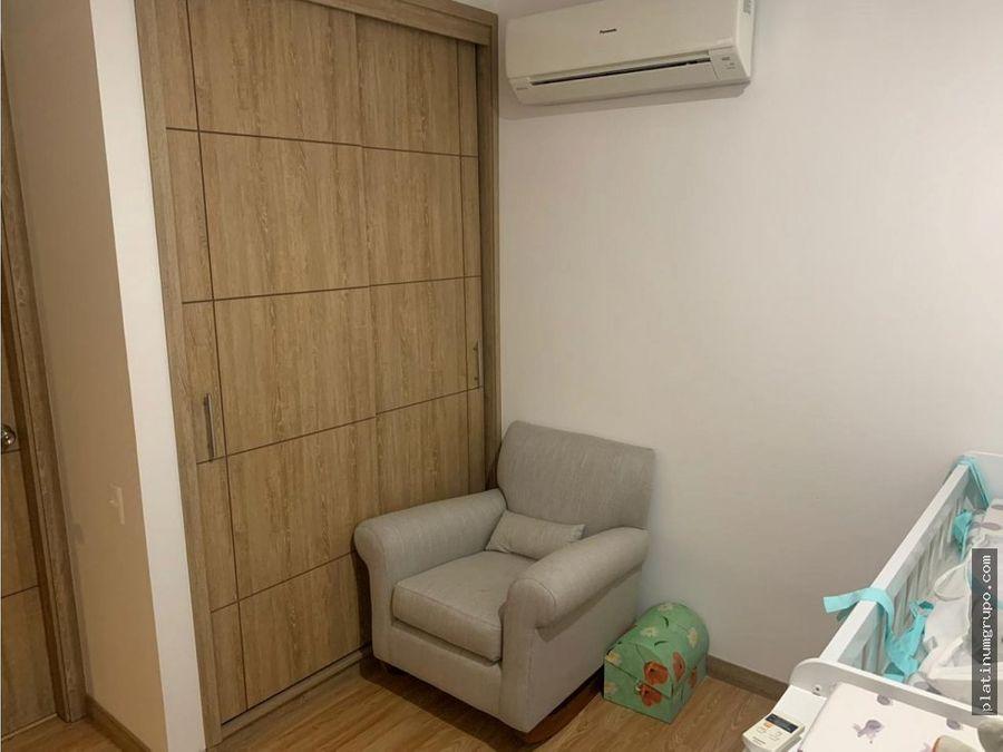 apartamento en santa isabel jc