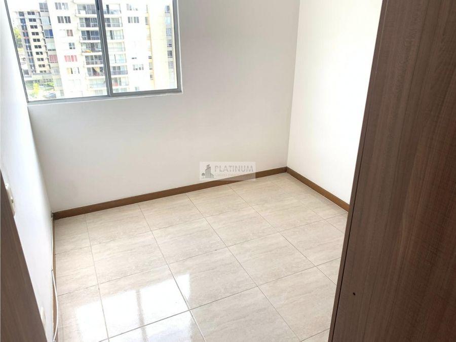 apartamento en venta en condominio en bochalema cali jc