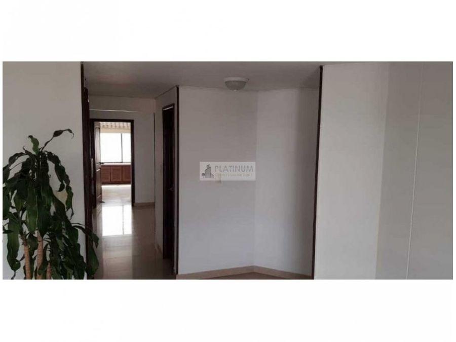 apartamento en venta en edificio en los cambulos cali ah