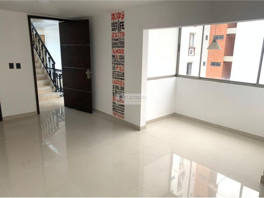 apartamento en venta en condominio en el ingenio cali jc