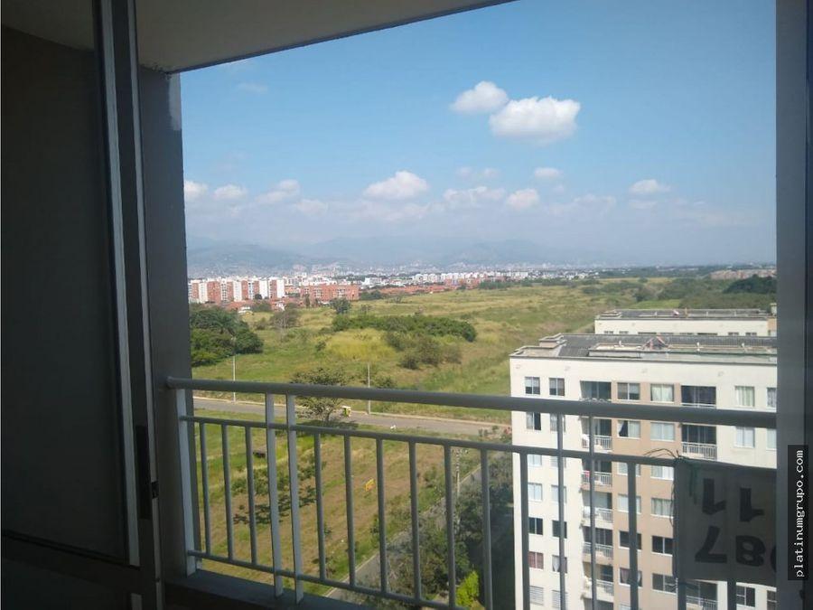 apartamento en valle del lili yg