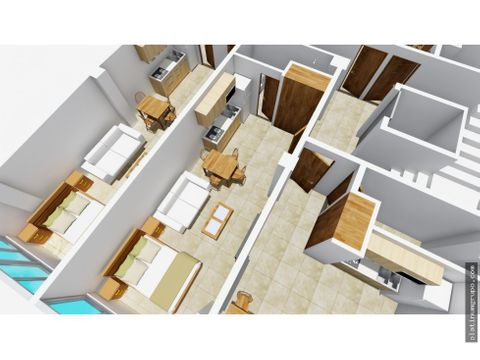 apartaestudio en venta en edificio en la flora cali cg