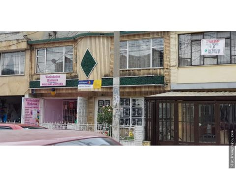casa en venta inversionista en el barrio santa isabel bogota