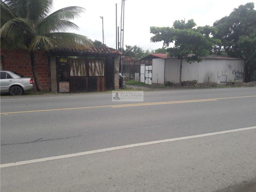 casa campestre en venta en rozo palmira en