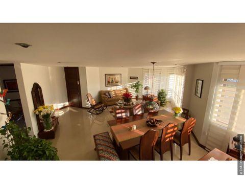 apartamento penthouse en venta en las quintas de don simon dc