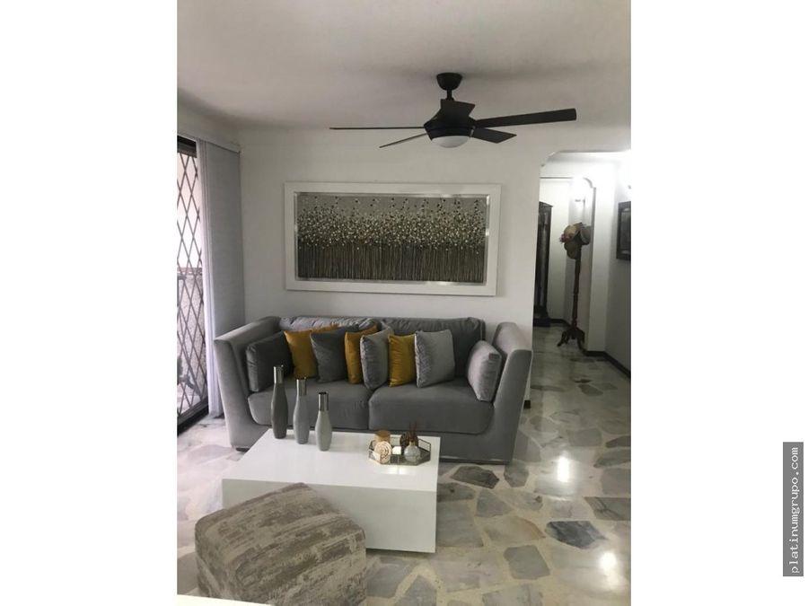 apartamento en venta en condominio en la flora cali yg