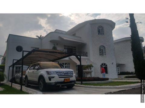 casa en venta en condominio en ciudadela paso ancho cali mj