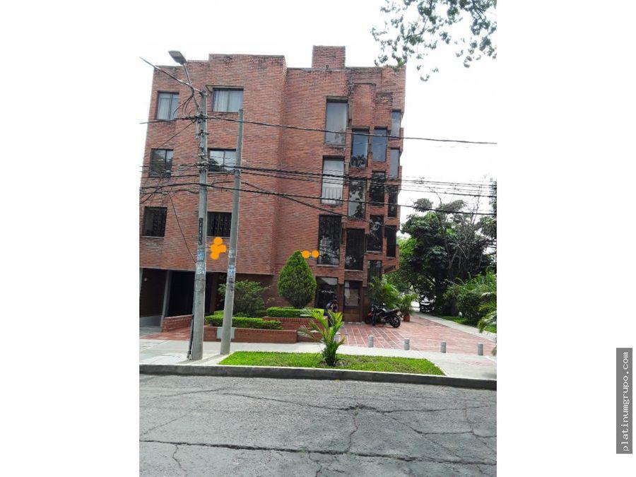 apartamento en venta en edificio en la flora cali en