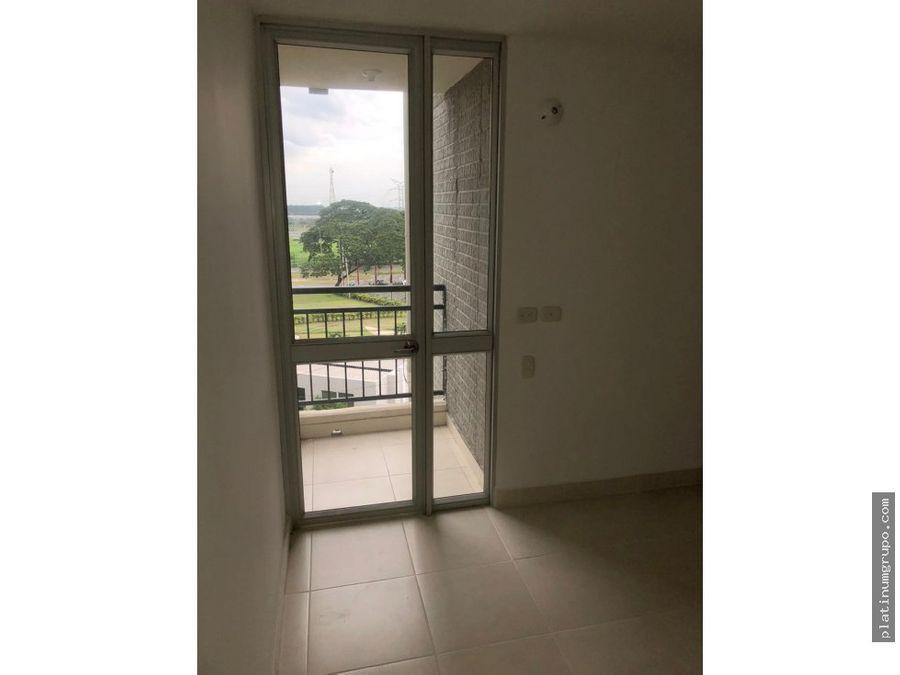 apartamento en venta en condominio en ciudad guabinas yumbo dc