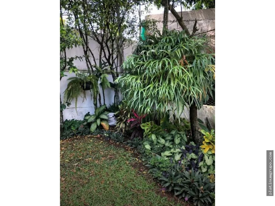 casa en venta en condominio en ciudad jardin cali ah