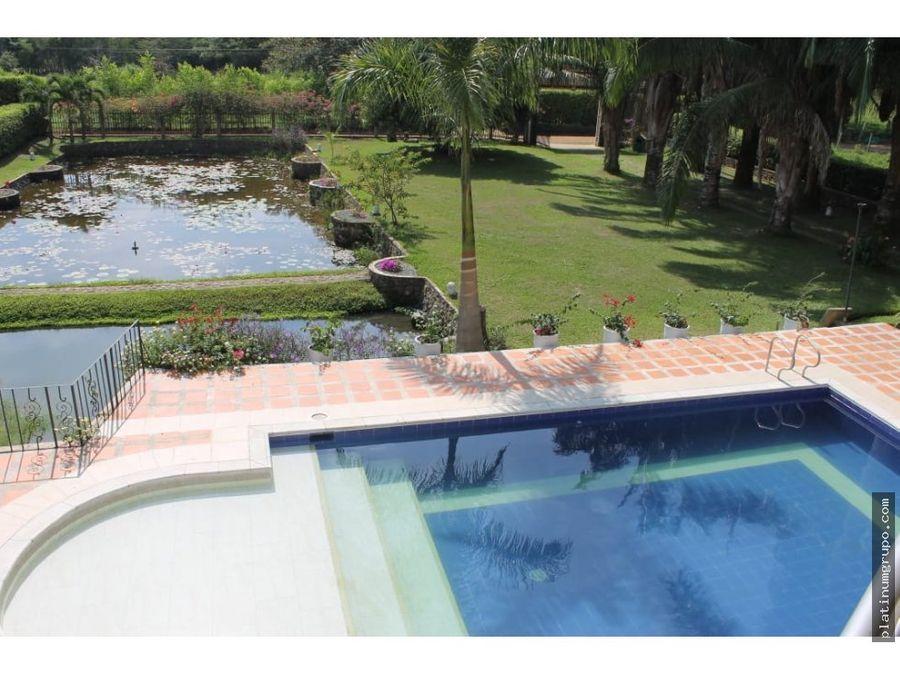 casa en venta en condominio en alfaguara jamundi
