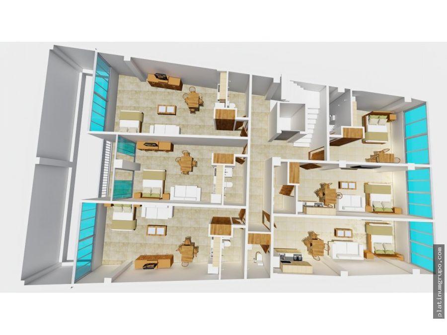 apartaestudio en venta en edificio en la flora cali