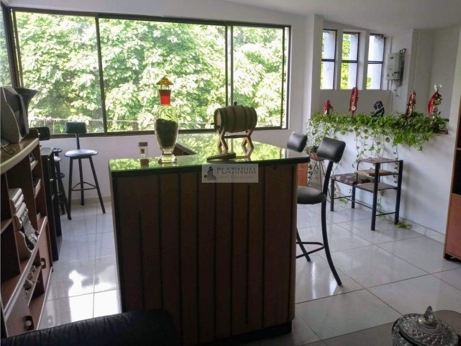 apartamento en venta en conjunto en mayapan las vegas cali