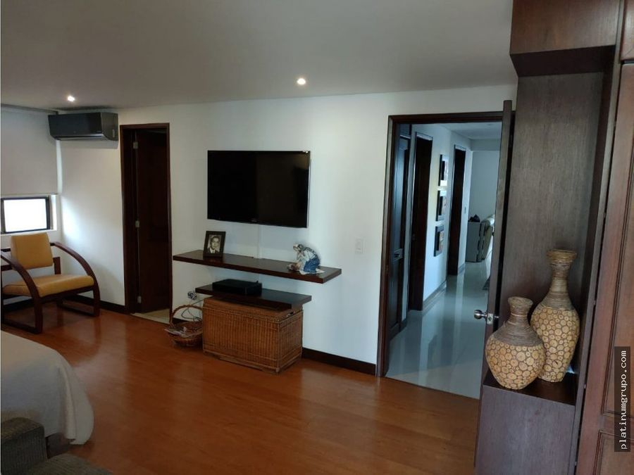 apartamento en santa monica residencial ah
