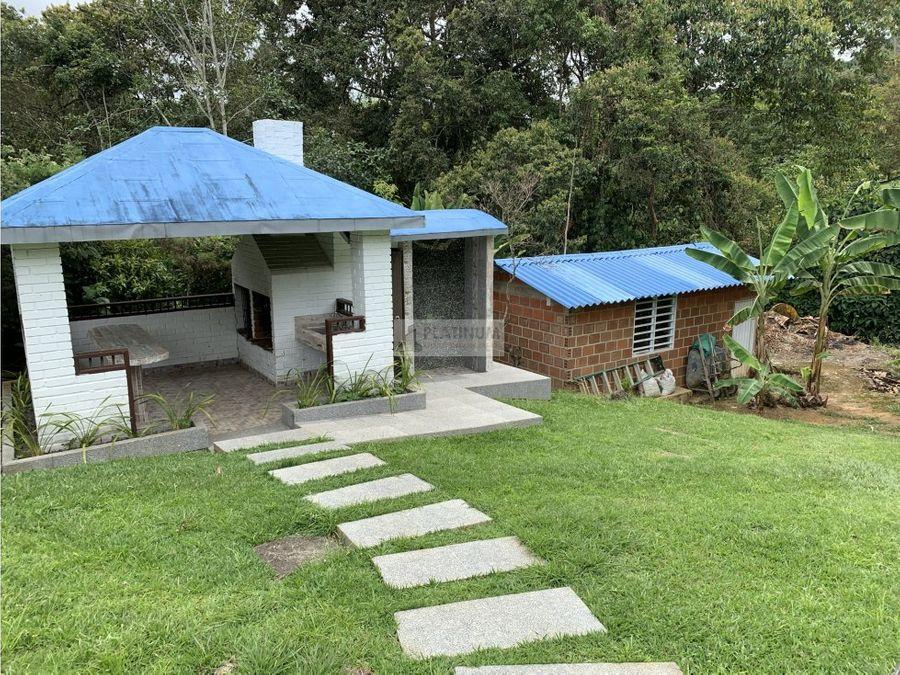 casa campestre en venta en dagua el carmen km 27 fd