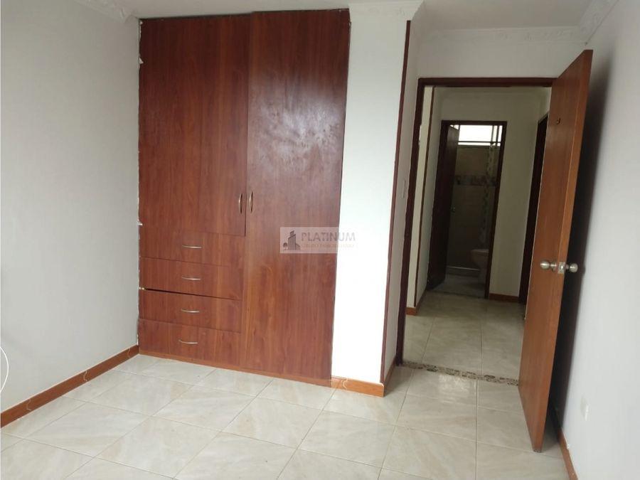 apartamento en venta en edificio en santa anita la selva cali