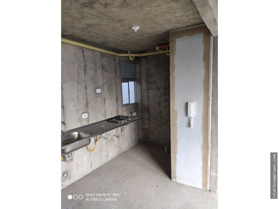 apartamento en obra gris en venta en condominio en lili cali yg