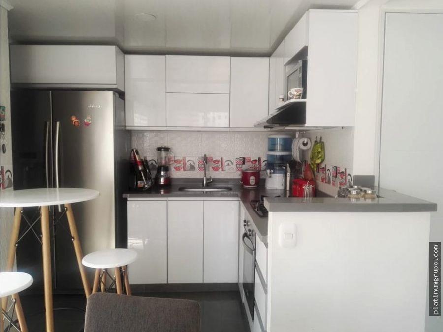 apartamento en venta en condominio en lili cali jc