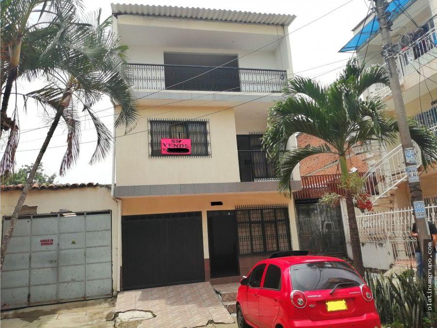 casa independiente en venta en junin cali ah
