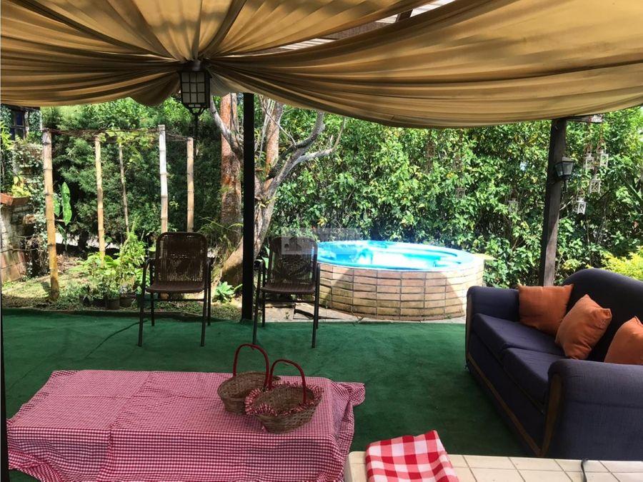 casa campestre en venta en dapa yumbo ab