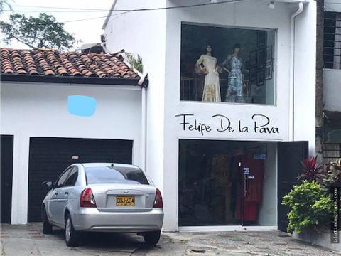 casa comercial en venta en san fernando cali ac