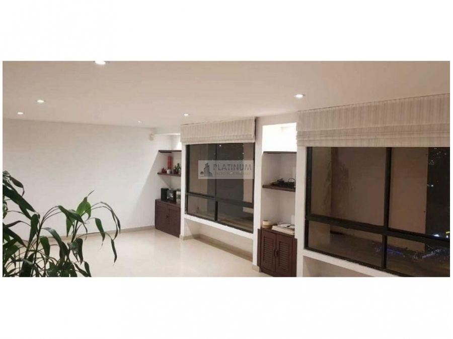 apartamento en venta en edificio en los cambulos cali