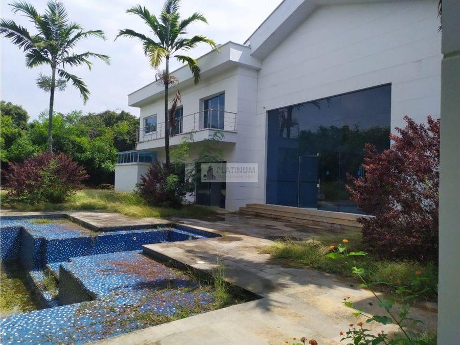 casa independiente en venta en ciudad jardin cali da