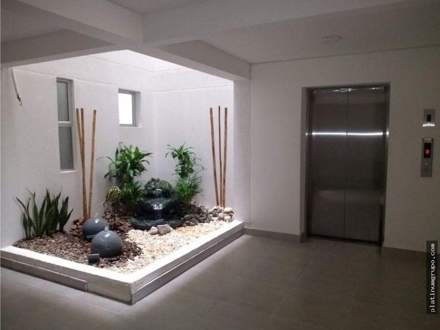apartamento en venta en condominio en pance cali