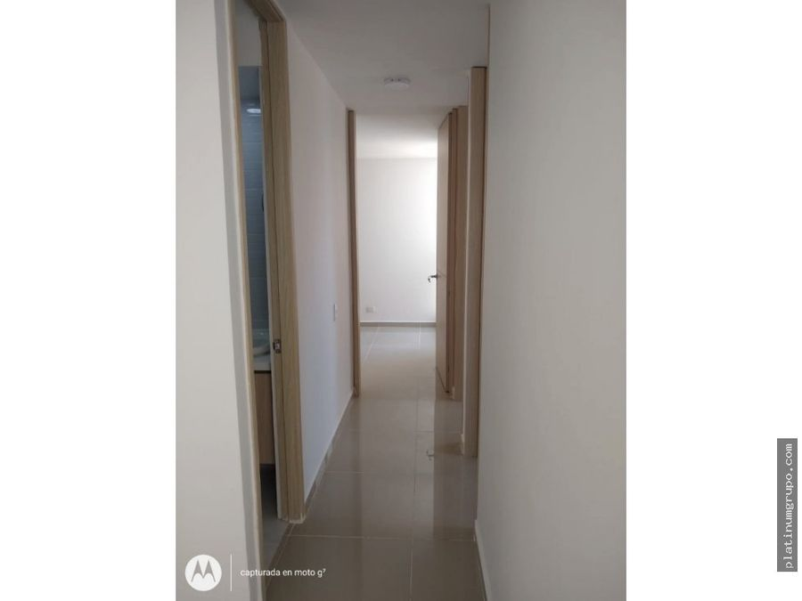 apartamento en venta en condominio en lili cali yg