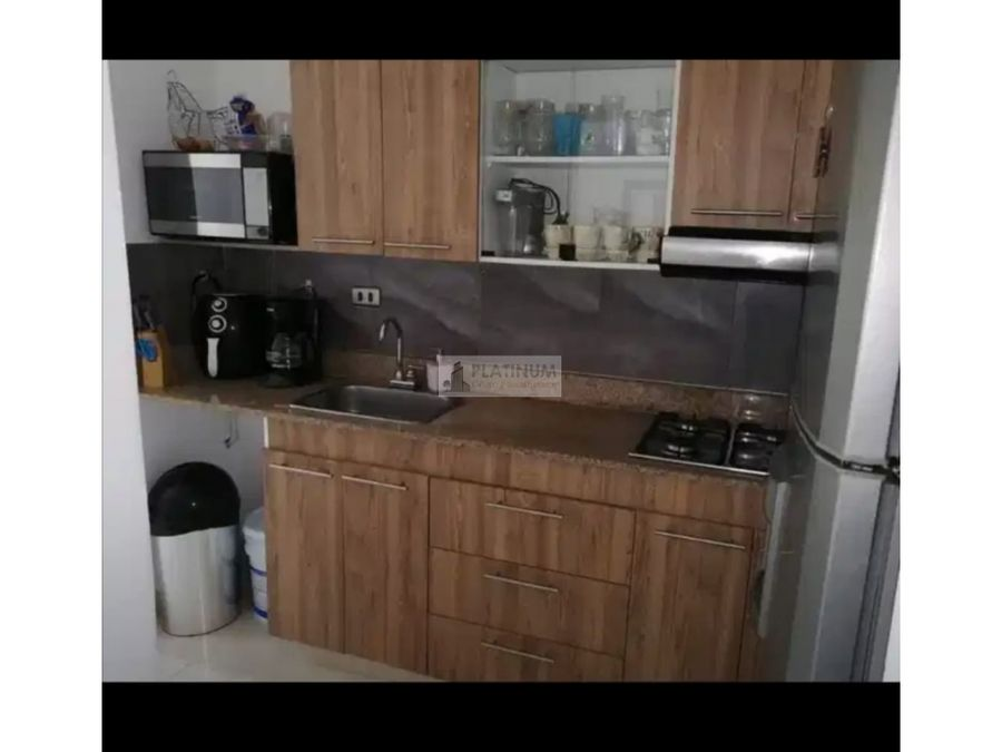 apartamento en venta en conjunto en belisario caicedo cali