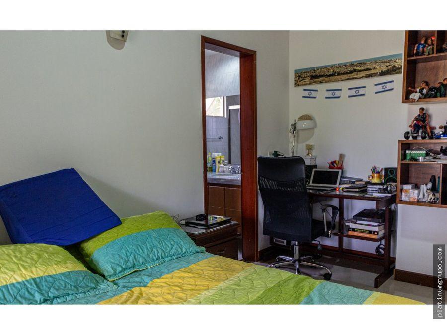 casa en venta en condominio en pance cali