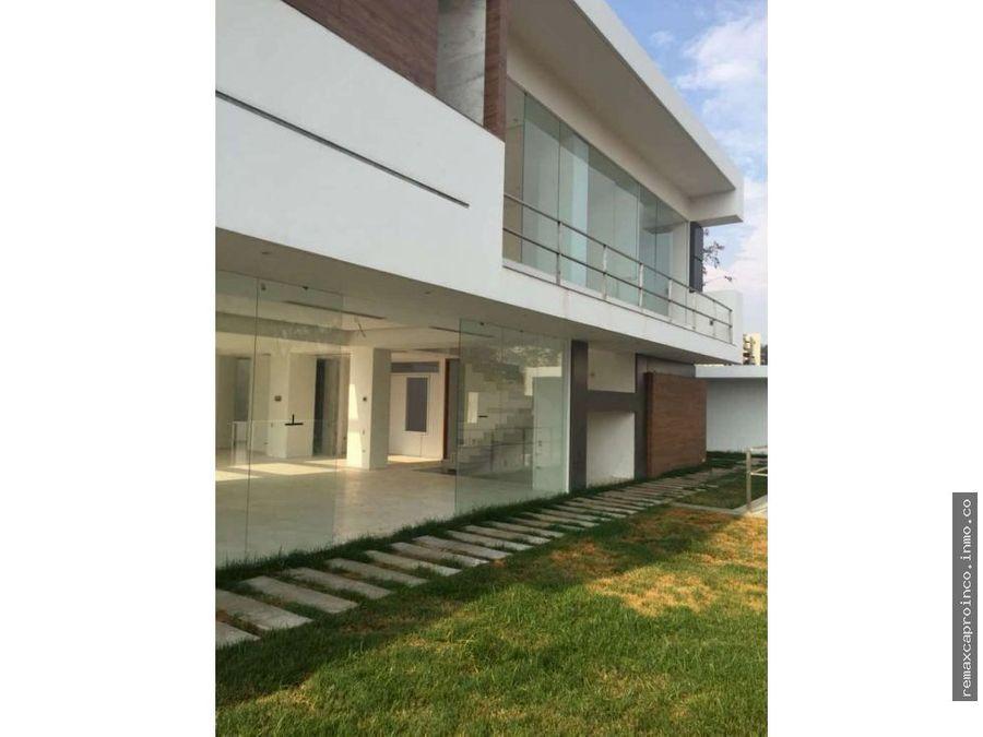 casa en terrazas del country club valencia