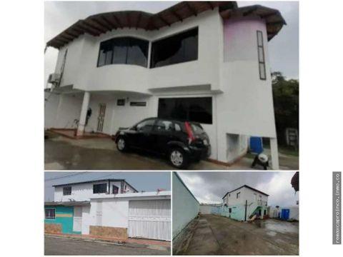 venta 2 casas sector los tamarindos san diego