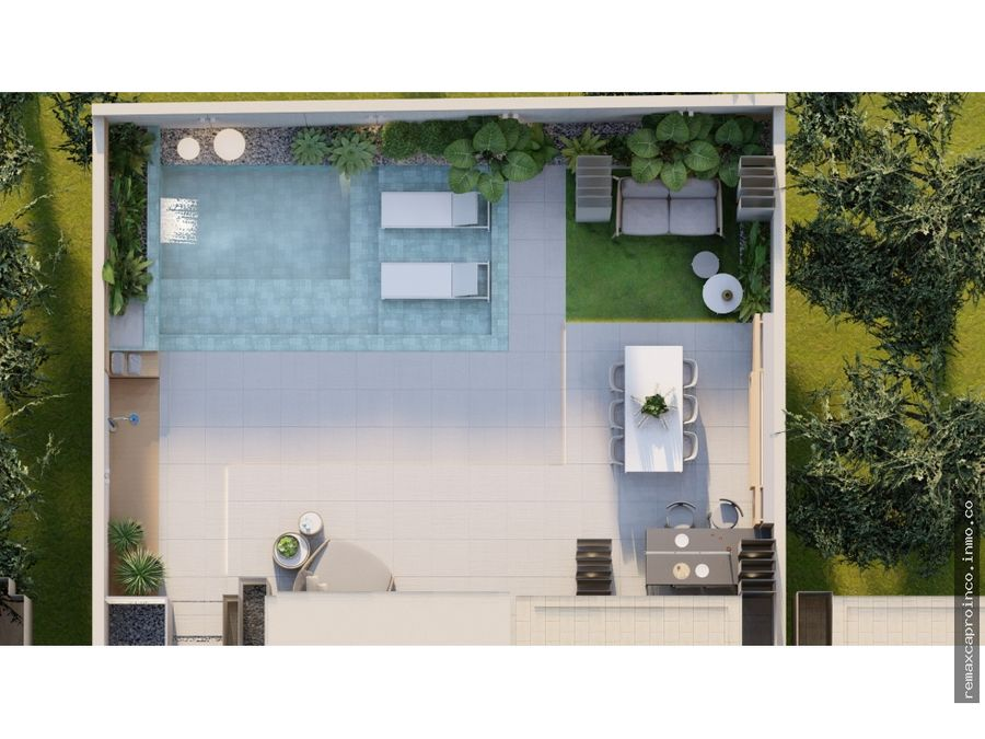 en venta townhouse en terrazas del country con financiamiento