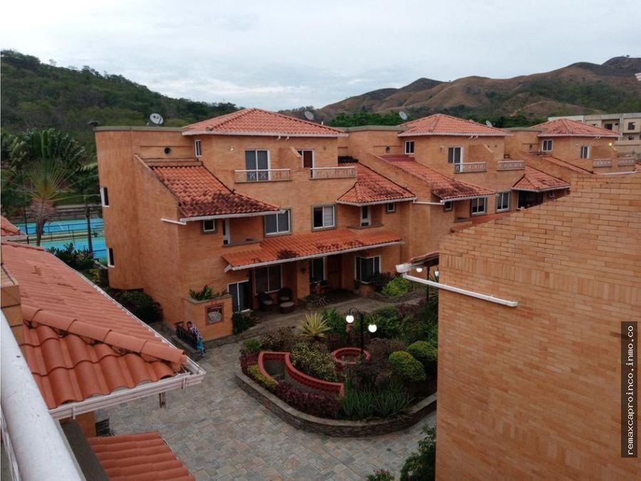 en venta townhouse en terrazas del country