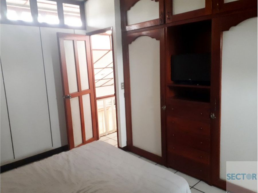 villa fontana norte apartamento en renta