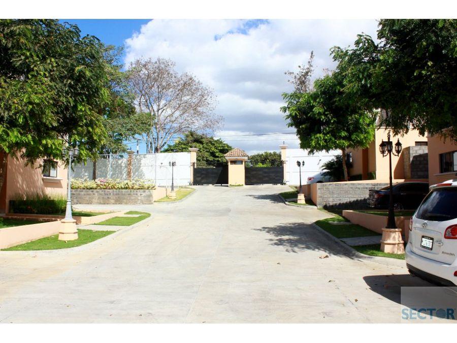 villa fontana sur casa en renta