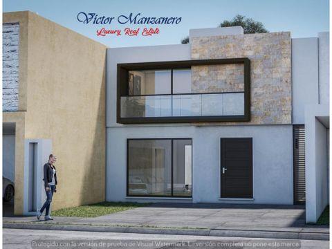 casa nueva en venta con alberca comun 3 recamaras 25 banos